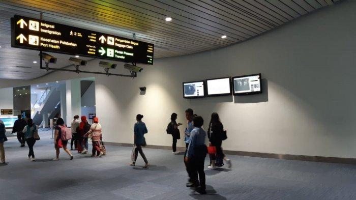 Total 5,3 Juta Penumpang Terbang di 16 Bandara Selama Libur Natal dan Tahun Baru 2020