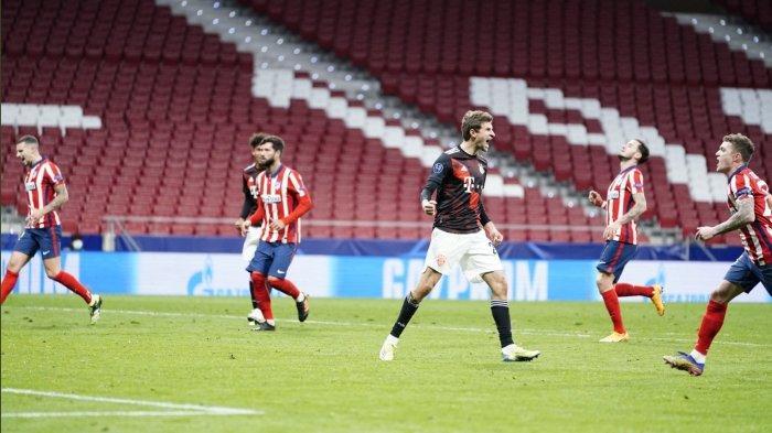 Janji Thomas Mueller Saat PSG Vs Bayern: Cetak Gol Cepat