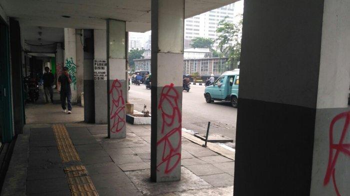 Sederet Fasilitas Umum yang Jadi Korban Vandalisme di Olimo Jakbar Diganti Pihak Kelurahan