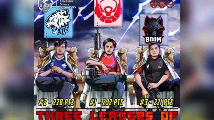 Jadwal PUBG Mobile Pro League PMPL ID Season 3 Sore Ini, Perebutan Tiket ke Turnamen Asia Tenggara