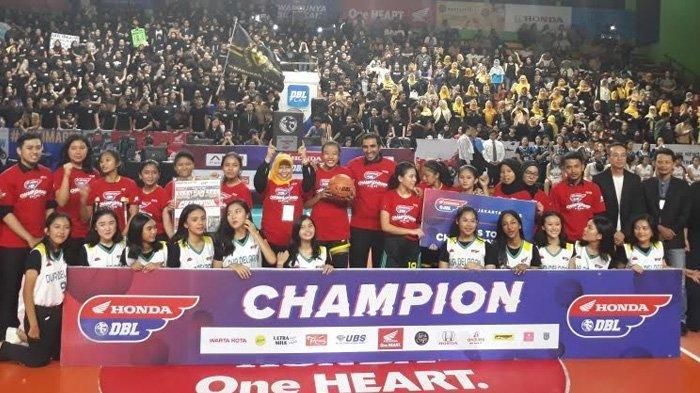 Permalukan Seventy, SMAN 28 Pertahankan Gelar Juara DBL DKI Jakarta South Region 2019