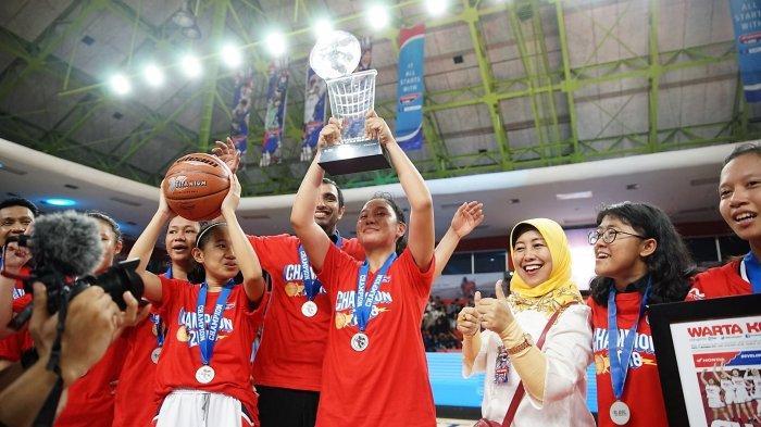 SMAN 3 Jakarta Tampil Fantastik di Final Championsip Series, Sophia Kaget Tidak Karuan