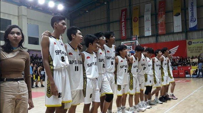 Motivasi Berlipat, SMAN 71 Jakarta Termotivasi Ulangi Kesuksesan di DBL DKI Jakarta Championship