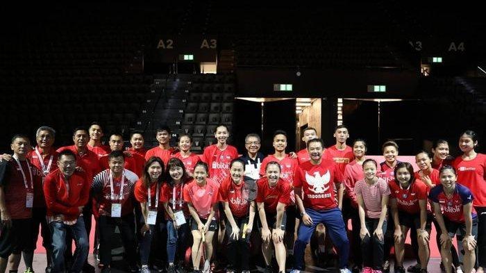 Jadwal Kejuaraan Dunia Bulu Tangkis 2019: 9 Wakil Indonesia Tampil Hari Ini, Live di TVRI