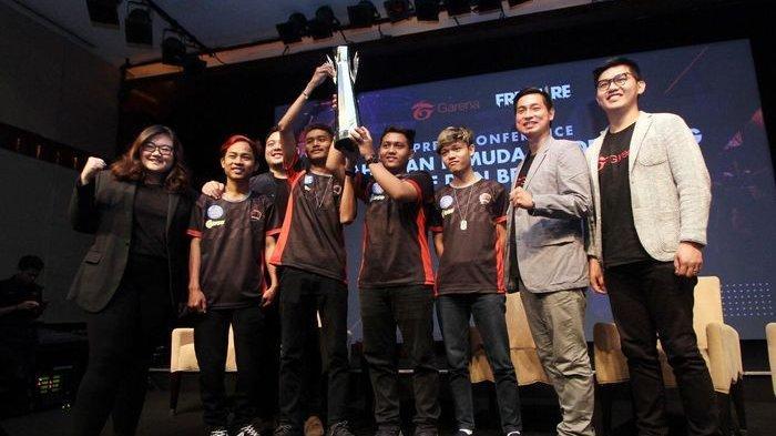 Tim Dranix Esports Wakili Indonesia di Free Fire World Series 2019