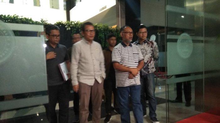 Sambangi LPSK, Kuasa Hukum BPN Prabowo-Sandi Bahas Ini