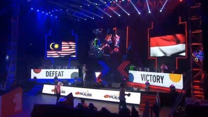 Tim Mobile Legends Indonesia ke Final SEA Games 2019 Cabang eSports Usai Kalahkan Malaysia