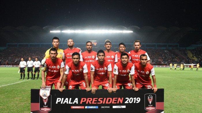 Sebentar Lagi! Ini 2 Link Live Streaming Persija Jakarta vs Kalteng Putra Pukul 15.00 WIB