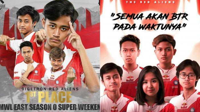 Jadwal Final PUBG Mobile World League PMWL East Season Hari Kedua dan Klasemen Bigetron RA
