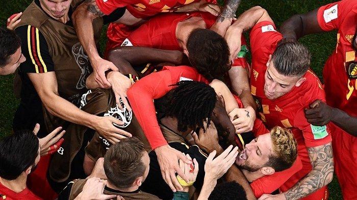 Belgia Bakal Jumpa Brazil di Perempat Final Setelah Menang Dramatis 3-2 Atas Jepang