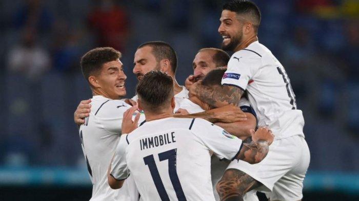 UPDATE Klasemen Euro 2020 Grup A hingga F dan Jadwal Euro 2020 Malam Ini Ada Italia vs Swiss
