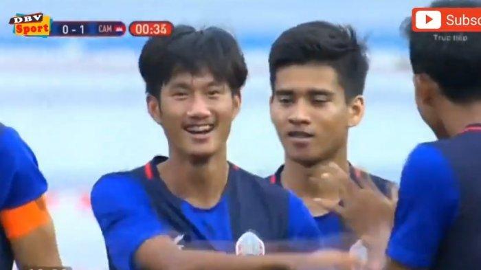 Perjalanan Timnas U-23 Kamboja di SEA Games 2019: Ukir Sejarah  ke Semifinal, Tapi Gagal Raih Medali
