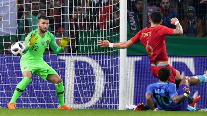 Hasil Lengkap UEFA Nations League, Portugal dan Turki Menang Tipis