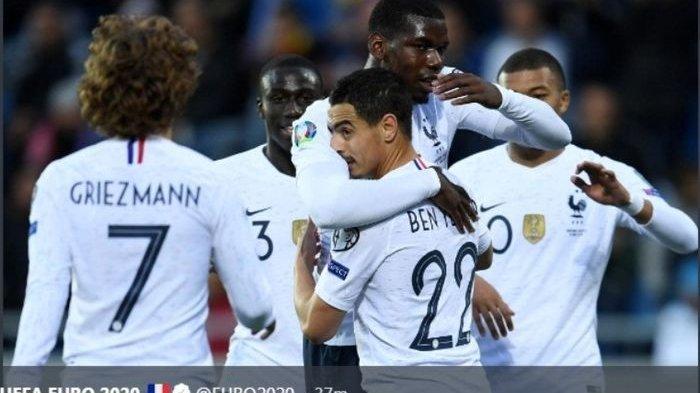 Euro 2020 - Timnas Prancis Difavoritkan Jadi Juara, Komposisi Pemain Tak Perlu Diragukan