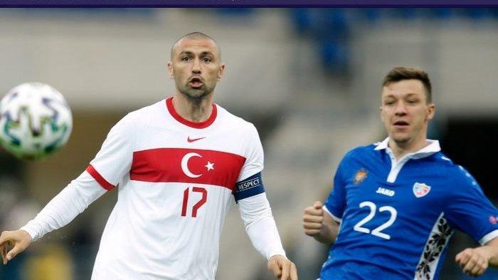 Uji Coba Euro 2020 - Timnas Turki Taklukkan Moldova Dua Gol Tanpa Balas