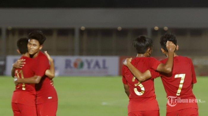 Timnas U-16 Indonesia Vs China Berakhir Imbang 0-0, Garuda Muda Masih Berpeluang Lolos