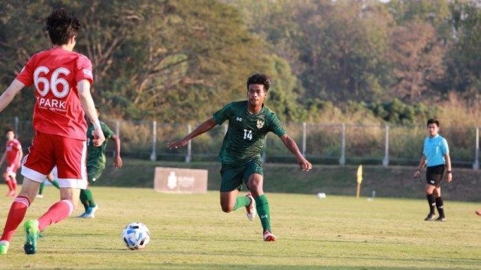 Tutup TC di Thailand, Timnas U-19 Kalah dari Klub Korea Selatan, Ini Komentar Shin Tae-yong