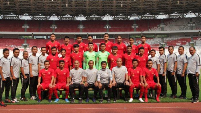 Link Live Streaming Timnas U-23 Indonesia Vs Vietnam, Kans Mengulang Sukses Tim Medali Emas 1991
