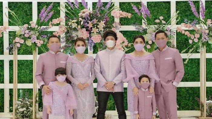 Jokowi Saksi Pernikahan Aurel dan Atta, Terkuak Hubungannya dengan Kakak Ashanty