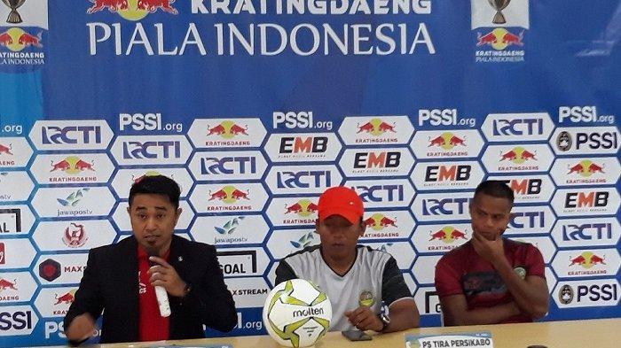 Belajar dari Pertandingan Sebelumnya, Tira Persikabo Optimis Bisa Permalukan Persija Jakarta