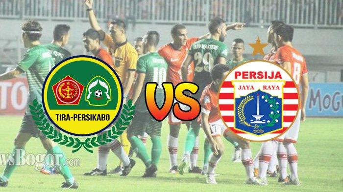 Link Live Streaming Persija Jakarta Vs Tira Persikabo, Pesan untuk Jakmania & Bermain dengan Hati