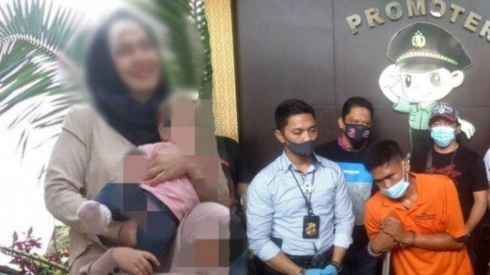 Terus Gendong Adik Setelah Lihat Langsung Ibunda Tewas, Bocah 5 Tahun Trauma: Mama Dibunuh Om Yanto