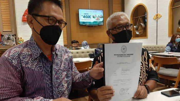 Titi Sumawijaya Minta Polda Metro Jaya Tindak Lanjuti Putusan Praperadilan Terkait Kasus Pemalsuan