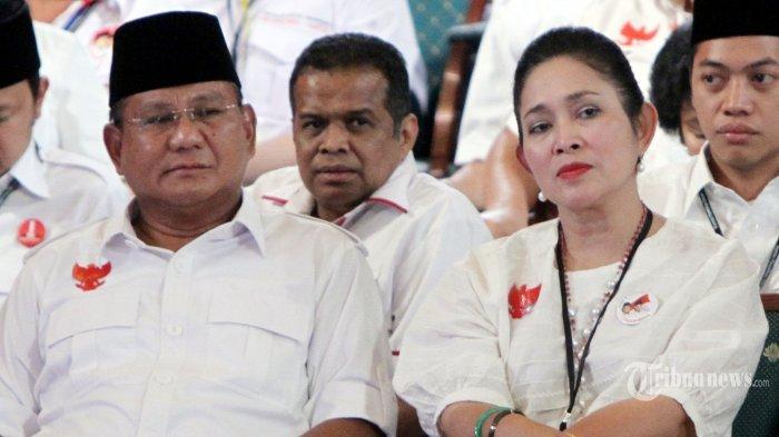 Video Pendukung Bersorak saat Titiek Soeharto Disebut Militan, Prabowo Bereaksi: Lho, Apa Salahnya?