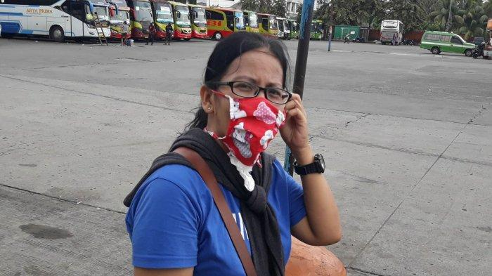 Kekagetan Tiur UsaiTiket Keretanya Dibatalkan: Tidak ada Bus diTerminal Kalideres