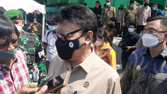 Menpan RB Thahjo Kumolo Bela Petugas Damkar Depok yang Bongkar Dugaan Korupsi Atasannya