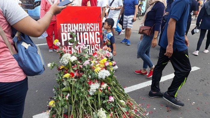 Ahli Waris Anggota KPPS di Jakarta Timur Masih Tunggu Dana Santunan dari KPU RI