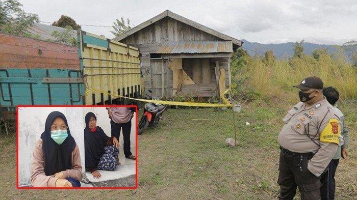 Istri Muda 2 Hari Berlutut di Samping Truk Kagetkan Warga,Senin Malam Suaminya Dijemput Istri Tua