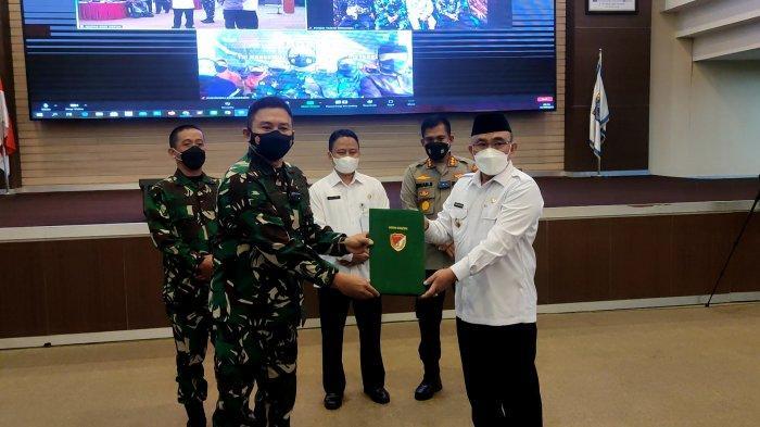TMMD ke-112 Resmi Digelar di Kota Depok, Prajurit TNI Sasar Kegiatan Fisik dan Non Fisik