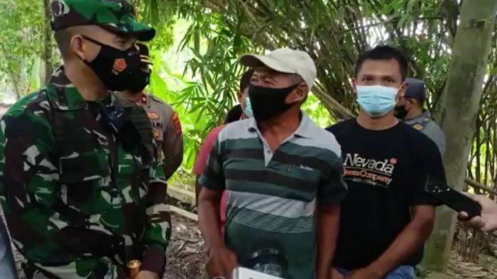 Pelaksanaan TNI Manunggal Membangun Desa (TMMD) ke 111 Kodim 0510/Trs turut menyasar kepada pembangunan di Desa Jambe, Kecamatan Jambe, Kabupaten Tangerang.