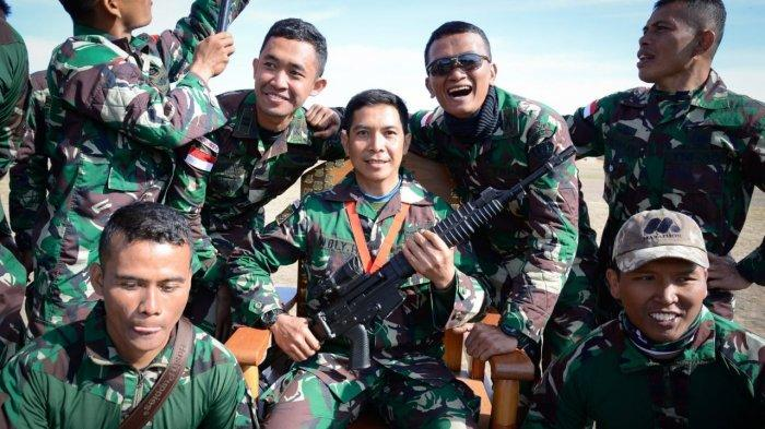 Kalahkan Tentara Amerika, TNI AD Juara Lomba Tembak AASAM Berturut-turut 12 kali, Ini Sang Jagoannya