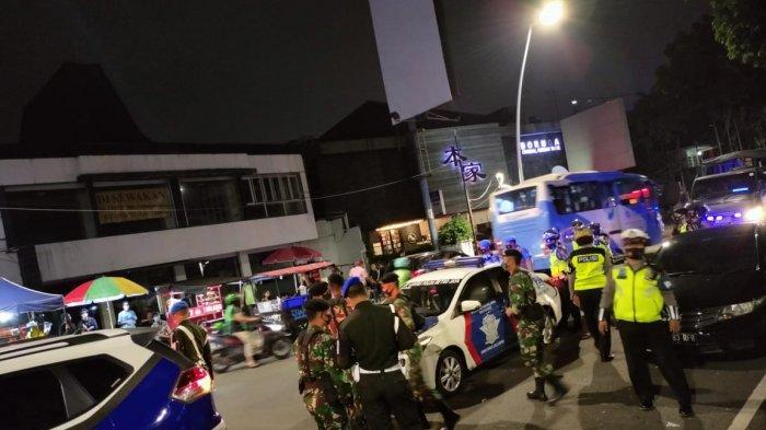 Sinergitas TNI-Polri, Kodam Jaya dengan Polda Metro Jaya Gelar Patroli Gabungan