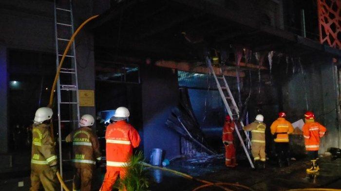 Toko Furnitur di Jalan Antasari Ludes Terbakar, Kerugian Capai Rp 500 Juta