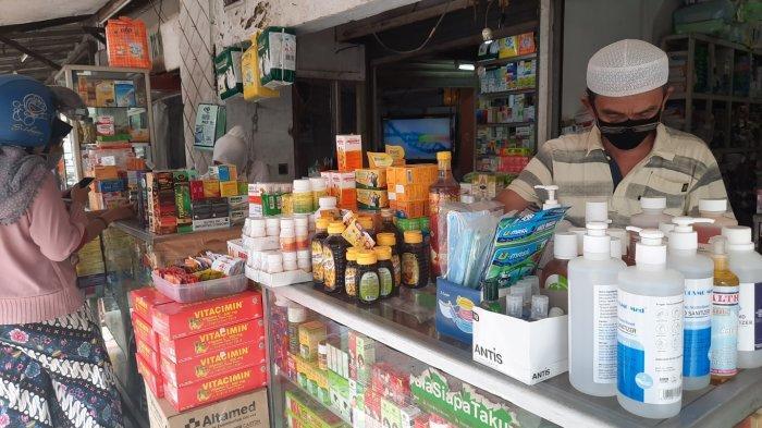 Masker Medis dan Hand Sanitizer: Dulu Diburu Kini Sepi Pembeli, Ini Curhat Pedagang di Bekasi