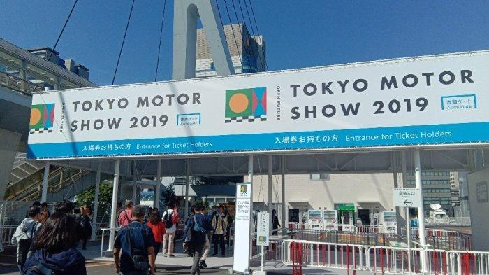 Melihat Booth Daihatsu di Tokyo Motor Show 2019