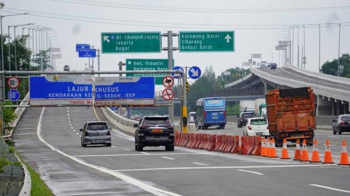 343 Ribu Kendaraan Kembali ke Jakarta Pasca-libur Panjang Hari Raya Paskah