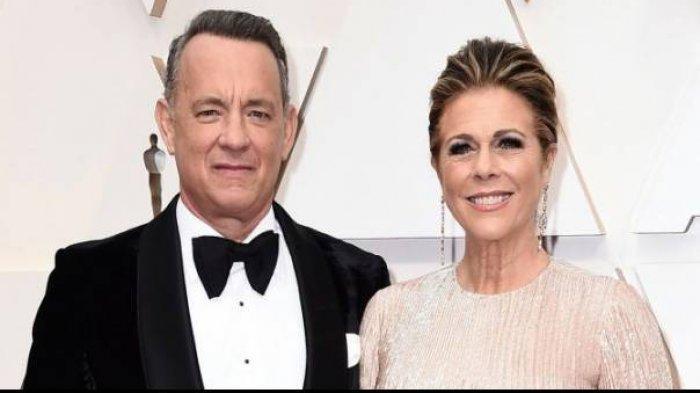Tom Hanks & Istri Terinfeksi Corona, Sang Putra Ungkap Kondisi Terkini:Semoga Semua Orang Tetap Aman