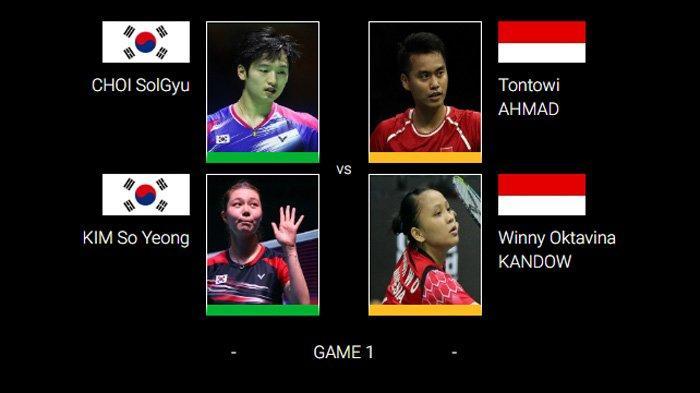 Spain Masters 2019: Indonesia Tak Punya Wakil di Semifinal, Target Tontowi Ahmad Meleset