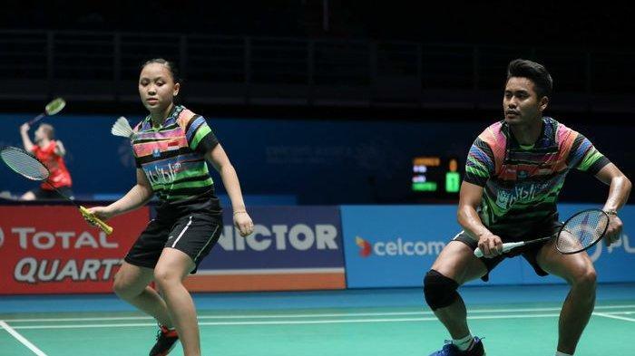Tontowi/Winny Gagal Melaju ke Semifinal Malaysia Open 2019 Setelah Lewati 3 Gim