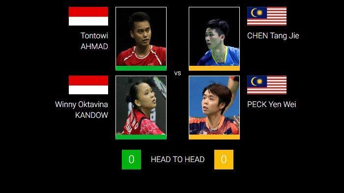 5 Wakil Indonesia Main di Babak Pertama German Open: Simak Kekuatan Lawan Termasuk Owi/Winny