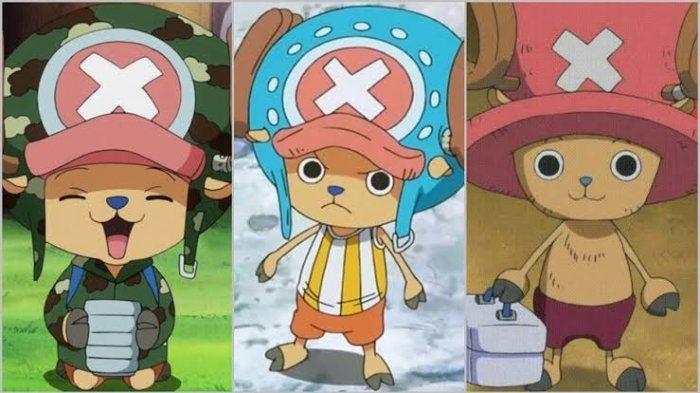 Link Baca Manga One Piece Chapter 1007, Chopper Marah ke Queen Karena Disebut Rakun