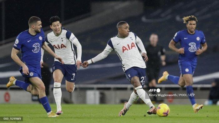 Hasil Liga Inggris Tottenham vs Chelsea: The Blues Lebih Perkasa, Kekalahan Menyakitkan Mourinho