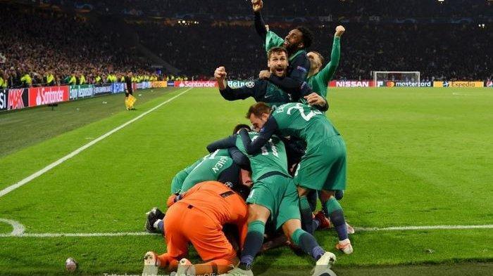 Ajax Amsterdam Vs Tottenham Hotspur: Hattrick Lucas Moura Hingga Final Pertama The Lilywhites