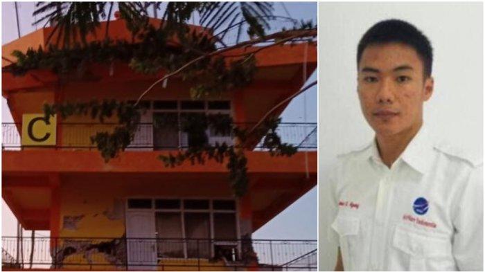 Batik Air Mengudara, Pegawai ATC Bandara Palu ini Gugur saat Tower Diguncang Gempa