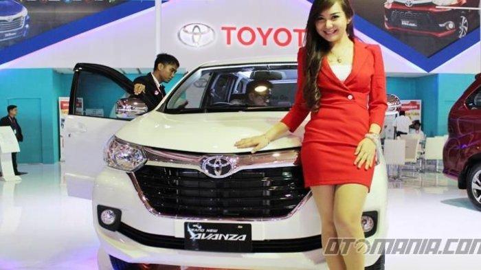 Penjualan Toyota Avanza Terus Melejit Naik