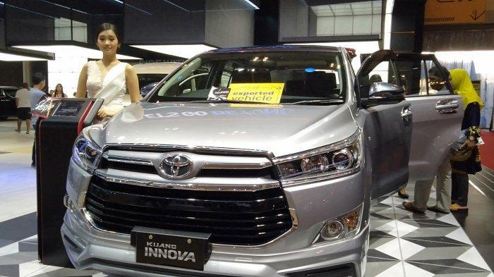 Hanya di GIIAS 2019, Toyota Tawarkan Promo Kijang Innova Sampai Rp 29 Juta